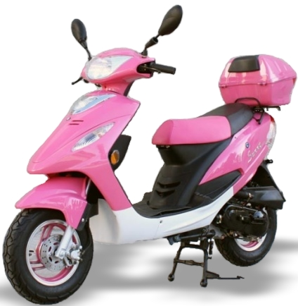Cheap 50cc moped 13