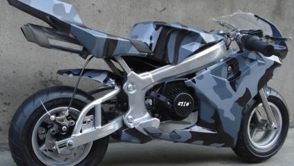 49cc bison mini pocket bike. Black Bedroom Furniture Sets. Home Design Ideas