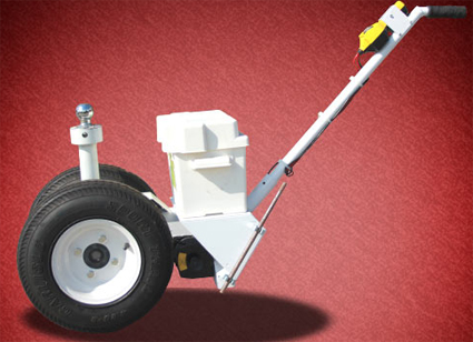Pit P S on Motorized Trailer Dollies Electric