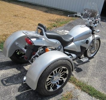 cf moto v5 v3 motorcycle trike conversion kit 2006 or newer. Black Bedroom Furniture Sets. Home Design Ideas