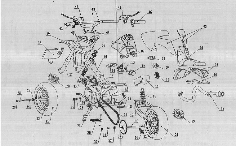 Coolster 110cc Atv Parts Diagram on 342641 linhai 300 atv 3