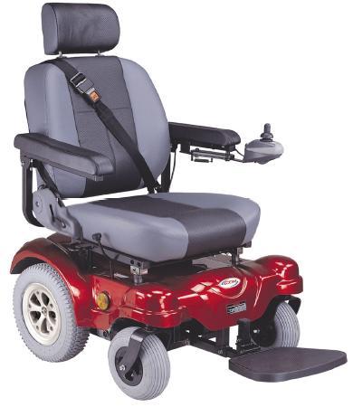 High Quality Hs 5600 Heavy Duty Power Chair